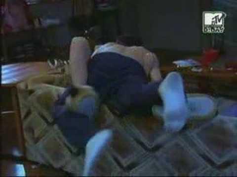 Jd & Elliot Kissing scene 2ndseason