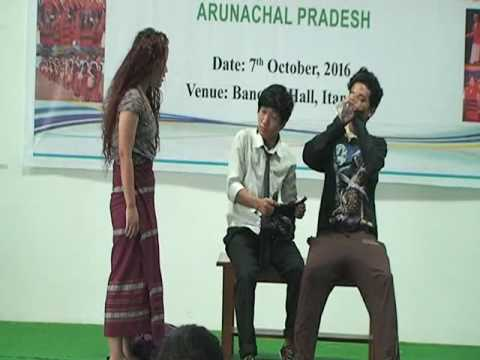 Xxx Mp4 KALA UTSAV 2016 THEATRE BY GHSS ITANAGAR Arunachal Pradesh 3gp Sex
