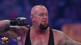 Wrestlemania 30   Brock Lesnar vs The Undertaker Highlights Full HD