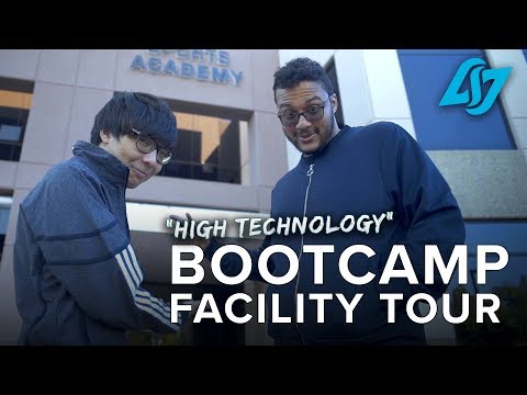 Xxx Mp4 CLG Bootcamp Tour Sports Academy Facility 3gp Sex