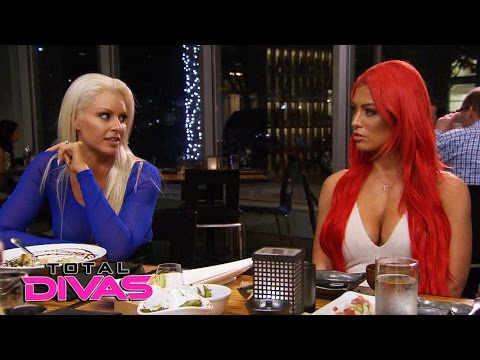 Xxx Mp4 Introducing Lana Renee Young And Maryse Total Divas Nov 16 2016 3gp Sex