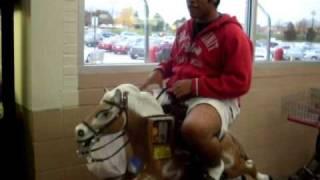 roman riding quick silver