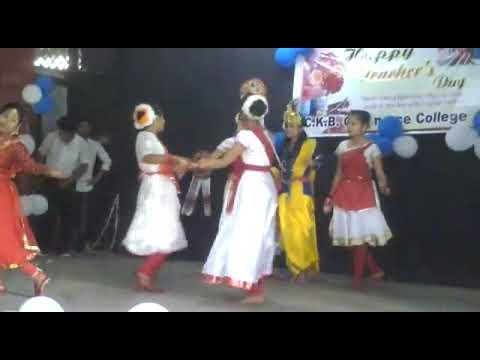 Xxx Mp4 Ckb Commerce College Jorhat Performance By Hostel Girls They R Rocks✌ 3gp Sex