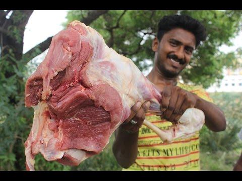 BEEF LEG PIECE Gravy making my village VILLAGE FOOD FACTORY
