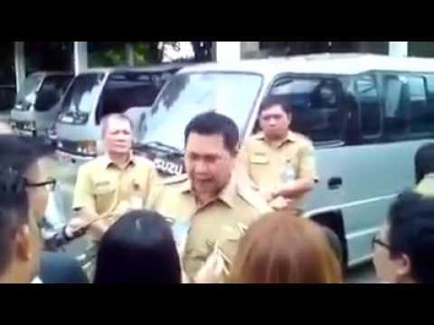 Wakil Gubernur Sulut Vonis 2 Tahun Ahok
