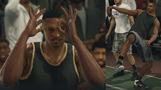 NBA Live 18 The One - Creation and 1st Game!