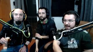Live με Zok, Mass Exodus και Keep talking!
