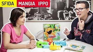 SFIDA a MANGIA IPPO: il GIOCO degli IPPOPOTAMI GOLOSI