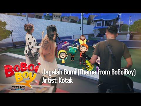 PREVIU EPISOD 16: BoBoiBoy Api VS Fang! - YouTube
