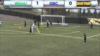 Men's Soccer vs. Goldey-Beacom (CACC QF)