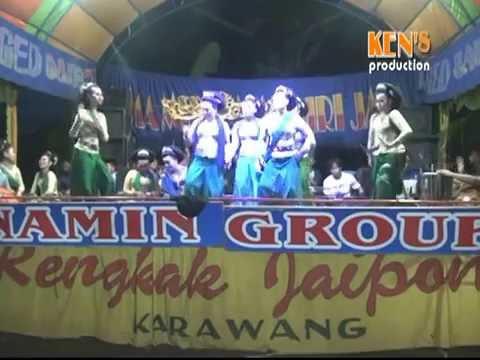 """Baju Loreng Jaipong """"NAMIN GROUP"""" 7 September 2016"""