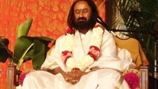 Niranjan Dhayan - Guided Meditation by Sri Sri Ravi Shankar in Hindi
