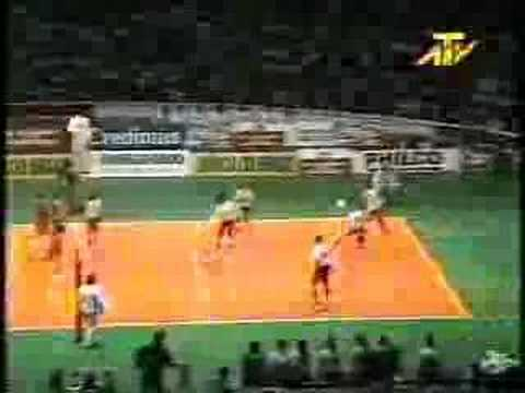 FINAL PERU BRASIL ULTIMO SET VOLEY SUDA 93