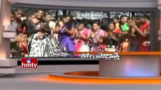 Beware of Hijras | Men wear Saree to Cheat Hyderabad People as hijra | HMTV Mr Mallanna