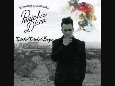 Girls/Girls/Boys-Panic at the Disco [ 1 hour ] [Lyrics in Description]