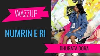 Dhurata Dora - Numrin e Ri ft. Enur | WAZZUP Acoustic