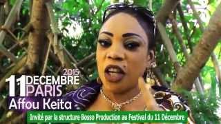 AFFOU KEITA, invité au Festival de la musique Ivoirienne en France