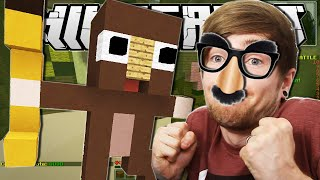 Minecraft | MY PERFECT DISGUISE!! | Build Battle Minigame