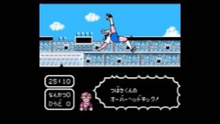Captain Tsubasa Video Game Retrospective Part 1: Captain Tsubasa 1 (famicom)