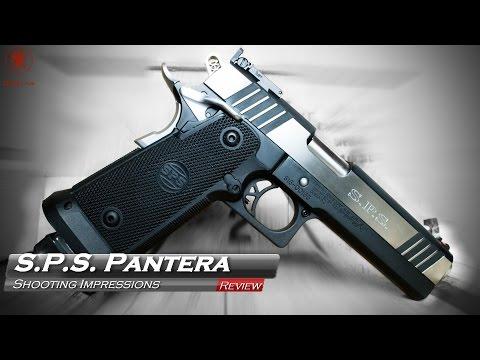 S.P.S. Pantera 9mm Shooting Impressions