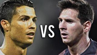 Cristiano Ronaldo vs Lionel Messi ● Dribbling Skills Battle ● Who is better? 2017 HD