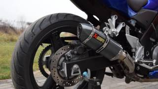 Suzuki sv 650 k8 akrapovic Exhaust cz1