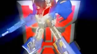Transformers Energon Optimus Prime Ironhide Hotshot Inferno Prowl Landmine and Rodimus