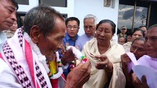 هندي يعود إلى عائلته بعد غياب دام أربعين عاما