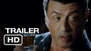 Bullet to the Head Official Trailer #2 (2012) - Sylvester Stallone Movie HD