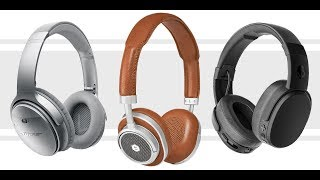 Top 5 Best Wireless Bluetooth Headphones 2017 TopReviews