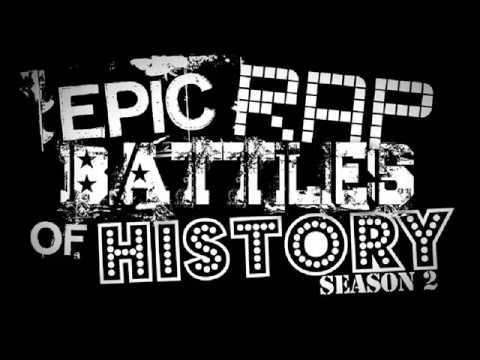 ERB - Steve Jobs vs Bill Gates [Instrumental]