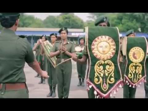 National Cadet Corp ( NCC ) Sri Lanka Song 2014