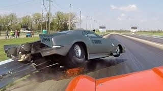 Camaro DESTROYED in $10,000 Grudge Race ACCIDENT!