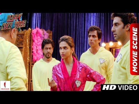 Xxx Mp4 7 Minute Hai Tumhare Paas Happy New Year Scene Shah Rukh Khan Deepika Padukone Comedy Scene 3gp Sex