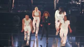 Janet Jackson - Alright / You Want This - LIVE @Honda Center, Anaheim, Ca. 09.23.2017