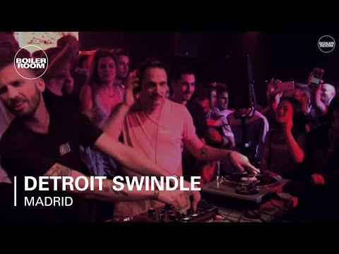 Detroit Swindle Boiler Room Madrid