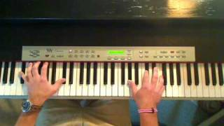 Piano Tutorial, Heart - Alone (2 of 2)