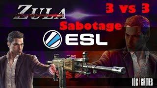 "Zula - ESL 3v3 VS ""Mix"" Team"