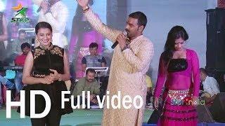 Pawan Singh & Akshara Singh new Full Stage show video