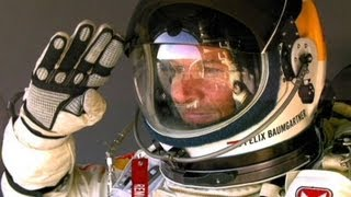 Felix Baumgartner, Red Bull Stratos Stunt Man: Austrian's Death-Defying Skydive - Roswell New Mexico