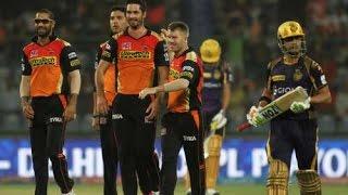Kolkata Knight Riders vs Sunrisers Hyderabad Full Match Highlights -IPL 2016 Eliminator Match HD