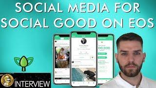 Social Good & Social Media Combine on EOS - KARMA