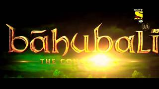 Bahubali 2 - The Conclusion (Official Promo) Promo 1
