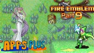 Fire Emblem Part 9- SERRA!