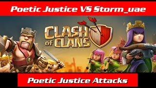 Poetic Justice VS storm_Uae 3rd War