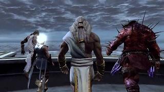 God of War 3 - Phần 1: Cùng leo lên đỉnh Olympus nào