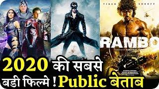 Most Expansive 5 Biggest Action Movie 2020 || Rambo || Krrish 4 || Shamshera || Rannbhoomi