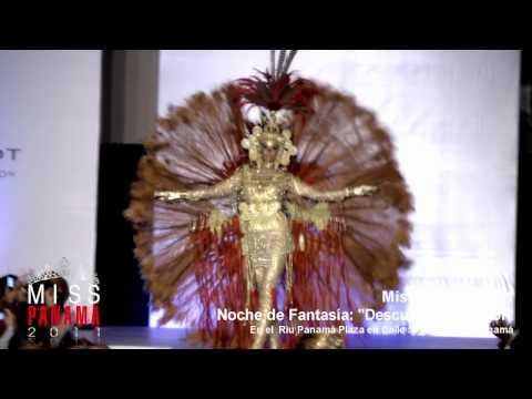 Noche de Fantasía Descubre tu Interior Miss Panamá 2011