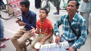 ki sundor ek ganer pakhi by Momin ! Mominer Gaan 2018