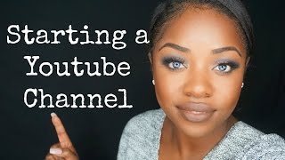 Tips for Starting a Youtube Channel   CydneeSays